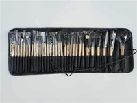 Wholesale Goat Big - Big Sales!32Pcs Professional Makeup Brush Cosmetic Brushes Set Tool+Case 5 sets free shipping DHL