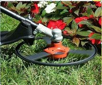 Utensili da giardino Gas Trimmer Testa per trimmer dritti o curvi Grass Trimmer