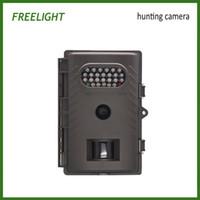 Wholesale Ir Game Cameras - 8MP Jakt Kamera IR night vision video sound recording digital hunting game camera Wildlife Trail Camera Game Hunting Camera