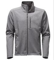 Wholesale Lady Coats Sale - 2018 Hot Sale Mens Denali Fleece Apex Bionic Jackets Outdoor Windproof Waterproof Casual SoftShell Warm Face Coats Ladies S-XXL