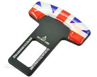 Wholesale Bmw Black Set - 10 Pcs Set Universal Auto Seat belt buckle Safety Belt Clip Alarm Stopper Cover Car Styling Accessories Aluminum Alloy Styling