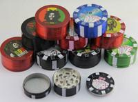 Wholesale Poker Grinders Wholesale - New grinder smoke detectors spot poker OR BOB chips grinding mill smoke detectors, tobacco grinder D & K brand mill smoke detectors GRINDERS