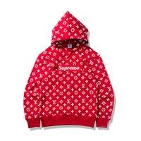 Wholesale Vintage Sweatshirts - designer purpose tour ape hoodies palace men women sweatshirt sweats Harajuku streetwear hip hop sup off white hoodie mens hoodies