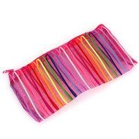 Wholesale Travel Washing Line - Wholesale Cosmetic Bag Lines Nylon Travel Wash Pocket Makeup Storage Bags Dust Proof Multi Function Random Send