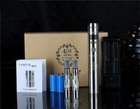 Wholesale Electronic Vaporizer V6 - 1 pcs Electronic Cigarette Vaporizer Vamo V8 40W Twist Kit With ic30s Clearomizer CE4 Atomizer Mechanical Mod PK VAMO V5 V6 V7