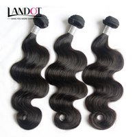 Cambodian Body Wave Hair Cheveux humains Weave Bundles 3Pcs 8-36Inch Grade 8A + Meilleur qualité Non traitées Cambodgian Hair Extensions Thick Soft Full