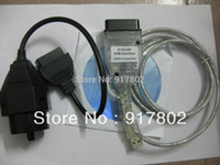 2014 Hotsale per BMW INPA K + CAN, interfaccia Ediabas K + DCAN USB per BMW attrezzo diagnotic con BMW 20pin
