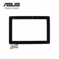 fhd ekranı toptan satış-Toptan-Orijinal yüksek kalite ASUS MeMO Pad için Siyah Dokunmatik Ekran Digitizer FHD 10 ME302 ME302C K005 ME302KL K00A 5425N FPC-1