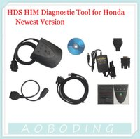 Wholesale Hds Honda Diagnostic System - V3.015.20 For Honda HDS HIM Diagnostic Tool with Double Board HDS HIM with Z-TEK USB1.1 To RS232 Convert Connector