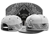 Barato Logotipo Do Tampão Do Hip Hop-O snapback quente quente do tmt do estilo tampa o snapbacks do aborrecedor do diamante dos snapbacks do logotipo da equipe do diamante chapéus do hip-hop do caylor do SNAPBACK dos chapéus O envio do EMS