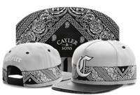 müjdeci kapakları toptan satış-Sıcak satış sıcak tarzı tmt snapback hater snapbacks elmas takımı logosu spor şapkalar hip hop caylor oğulları SNAPBACK şapkalar EMS ücretsiz kargo