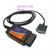 Wholesale Elm327 Com - 2016 OBD OBD2 Diagnostic Tools Elm327 Obd2 COM Interface Obd Obdii Obd2 Car Scanner ELM327 Com Support OBD-II Protocols