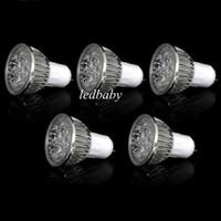 Wholesale power save spotlight bulbs for sale - Group buy LED BULBS W GU10 E27 MR16 X3W CREE LED DOWNLIGHT ENERGY SAVING LIGHT LED Spotlight Free shippng