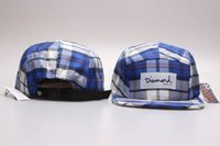 Dmnd Supply Snapback Pas Cher-Snapback le style rock de Hip Hop Diamond Supply CO Homme Casquettes Dmnd chapeaux de base-