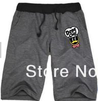 Wholesale Chefs Clothes - Free shipping Neutral shorts 2016 new arrival loose casual harajuku chef beard printed half shorts basketball shorts hiphop clothing 8 color