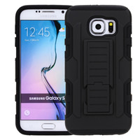 Wholesale Case For Iphon - Future Armor ShockProof Cover For Samsung S8 S8plus S7 Case & For Coque iphon 8 7plus 6s 6s plus Active Stand Phone Cases