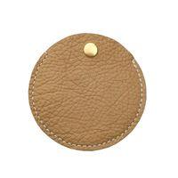 ingrosso a mano in pelle portamonete all'ingrosso-All'ingrosso- FBK originale in vera pelle di marca nuovo designer fatto a mano Hasp borsa portamonete borsa cambiamento borse borsa donna forma cool Lichi