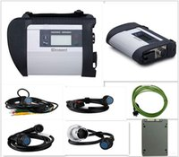 Wholesale Mb C4 Software - High Quality MB STAR C4 SD CONNECT diagnostic tool MB SD C4 Multiplexer support 21 languages mb star c4 SSD Software V2017.12