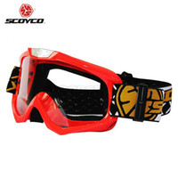 Gros-SCOYCO Ski Snowboard Airsoft Paintball Jeu Glasses Mototourisme Goggles Motocross Off-Road MX Dirt Bike Racing Eyewear