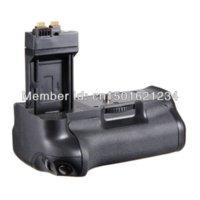 Wholesale Battery Grip T4i - Professional 550D Battery Grip for Canon 600D 650D T2i T3i T4i replace BG-E8 battery grip battery power grip