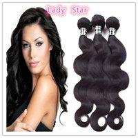 Wholesale Ladies Body Products Wholesale - Brazilian Body Wave 3 Bundles 6A Mink Brazilian Virgin Hair Body Wave,Lady Star Hair Products Soft Brazilian Human Hair Weave Bundles