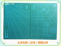 Wholesale Paper Line - Wholesale-A4 Grid Lines Self Healing Cutting Mat Craft Card Fabric Leather Paper Board x1