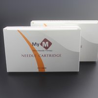 Nutrition Input spot color design - 50pc disposable Bayonet design Needle cartridge pin pin pin derma pen needle cartridge