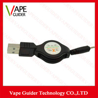 Wholesale Elips Usb - Electronic Cigarette Charger Micro USB Charger USB Charging Cable For Elips Micro Pen G Elips Battery Flat Ecig USB Charger VG02