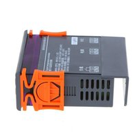 цифровой терморегулятор lcd оптовых-Новейший цифровой ЖК-термостат регулятор регулятор температуры термопары Бесплатная доставка