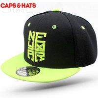Wholesale Leopard Print Baseball Hats - Neymar Kids Baseball Cap Children Snapback Flat Hats Boys Girls Gorras Leopard Bone Casquette NY Summer Sun Hat 50 to 54cm