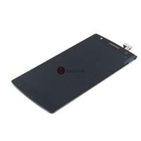 bir inç lcd ekran toptan satış-Dokunmatik Ekran Digitizer 5.5 inç ORIJINAL YENI 104364 ile One-Plus One LCD Ekran Toptan-