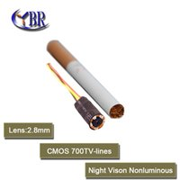 Wholesale Camera For Fpv - Small HD CMOS 700TVL Mini Security CCTV Spy Cameras 5pcs IR led 2.8MM lens Pinholes eyes For FPV Helicopter or Home Surveillance