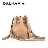 Wholesale Wild Fashion Hand Bags - luxury handbags luxury designer handbags wave fashion Korean version of the wild handbags simple bag retro tassel hand shoulder Messenger
