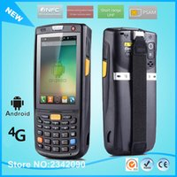 Al por mayor- 6000 mAh Battery Industry Handheld Data Collector Wireless 4G Mobile Data Terminal 1D Laser Barcode Scanner Android PDA