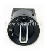 Wholesale High Quality Head lamp Switch For VW GOLF PASSAT B5 JETTA OEM BD BD A