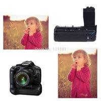 Wholesale Eos Rebel T3i - BG-E8 BGE8 Multi-Power Battery Pack Grip For Canon EOS 600D 550D 650D 700D Rebel T2i T3i T4i SLR Camera Free Shipping