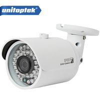 UNITOPTEK Outdoor 2MP TVI Camera 1080P IR Bullet resistente alle intemperie 20m IR Bullet Security CCTV HDTVI Camera 720P lavoro per TVI DVR