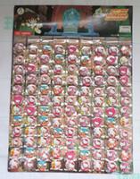ingrosso accessorio di carattere anime-Spedizione gratuita 540 pezzi lotto Cartoon Cute Hello Kitty 2,5 CM pin distintivo, spilla, personaggi dei cartoni animati Anime Accessori, giocattoli per bambini