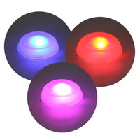 Wholesale Lights For Bath Tub - 2015 LED Multi Colour Changing Spa Relaxing Bath Lights for Hot Tub Pool Bathroom Holiday proposal LED Night lamp Waterproof light