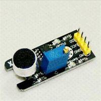 Wholesale Sound Board Microphone - 1pc New Sound Sensor Board Microphone MIC Controller Sensors