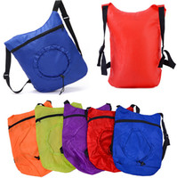 Wholesale Mtb Backpack - Biker Cycling Climbing Hiking Sports Bicycle MTB Road Bag Hiking Hydration Pack Water Bladder Folding waterproof Backpack water bag