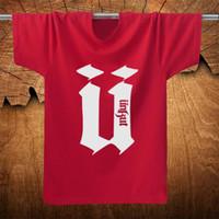 Wholesale Wholesale Unique T Shirt - Wholesale-Fashion Brand Unkut Men T Shirts Top Quality Casual Hip Hop Tee Shirts Summer Pupular Boy t-shirt Unique Pattern Printing
