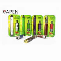 Wholesale Spin Airflow - New vision spinner 2 & itank spin II vapen starter kits gift box e cigs variable voltage ego battery airflow control atomizer DHL free