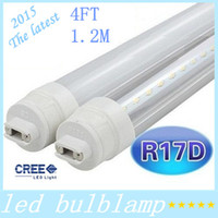 R17D 4ft T8 Led Tube Light 22W 2400 Lumens SMD 2835 Led Tubi Fluorescenti Lampadine Luce AC 85-265V CE ROHS