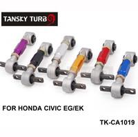 Wholesale Civic Ek Arms - Tansky - Rear Camber KiT 10mm Hole for Honda Civic EK EG (silver,blue,red,golden,purple,black) TK-CA1019