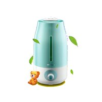 Wholesale Household Air Conditioner - Humidifier in the household silent bedroom baby pregnant mini air conditioner office antibacterial air humidifying air humidifier water tank