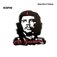 Wholesale Che Free - Che Guevara Metal Badge Lapel Pin Pins 10PCS Free shipping