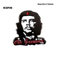 Wholesale Metal Lapel Badges - Che Guevara Metal Badge Lapel Pin Pins 10PCS Free shipping