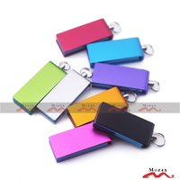 Wholesale 1gb Cheap Usb Drives - 128MB 20PCS Cheap Price USB Drive Factory Productions Good Quality Memory Flash Thumb Stick Mixture Colors Pendrive Disk 2.0