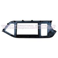 Wholesale Dinning Plates - Free shipping 2 Din Car Radio Frame for KIA Morning Picanto LHD Installation Kits Facia Plate DVD Panel Stereo Kit Fascia Panel